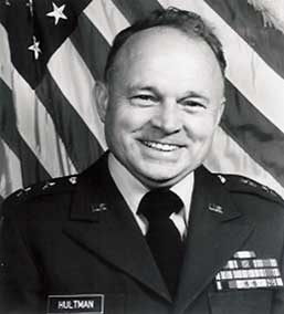 "Major General Evan ""Curly"" Hultman (retired)"